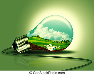 Renewable energy concept for your design