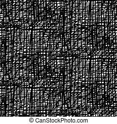 vector, patrón, cepillado, superficie