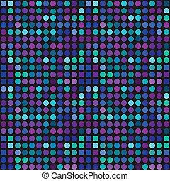Micro Dots Pattern - Seamless Background