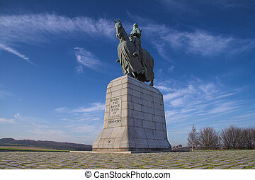 For Freedom Alone acirc;euro;ldquo; Robert Bruce Monument,...