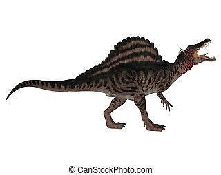 Spinosaurus, Dinosaurio