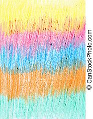 Pencil Color Background