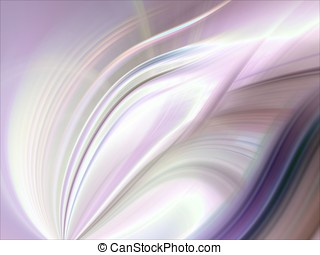 Flowing Abstract