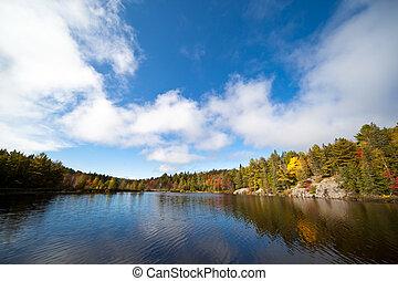 Fishing Lake Epic vista