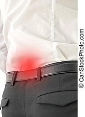Acute lower back pain