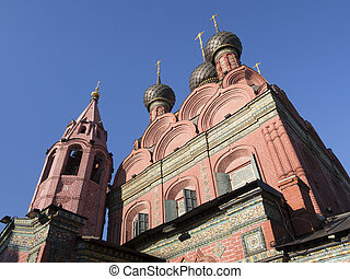 Yaroslavl, Church of the Epiphany - The Church of the...