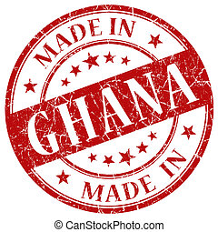 made in ghana stamp
