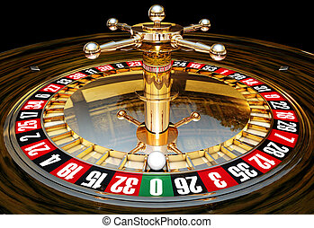 roulette - high resolution rendering of roulette