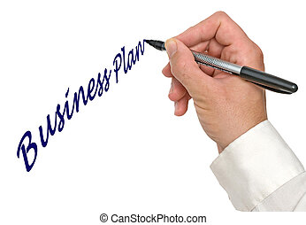 Writing business plan