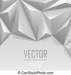 Background abstract triangle polygon trendy style with...