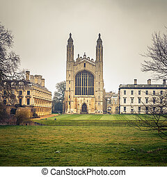 Kings College Chapel, Cambridge University