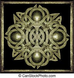 stein, mystiker, symbol