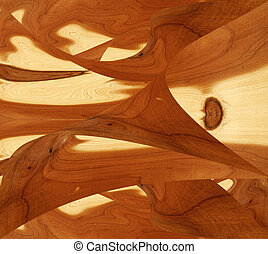 abstract cedar wood background