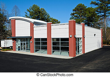 New Commercial Building available for sale or lease