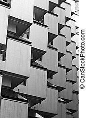 Modern Architecture - Modern Architectural details.