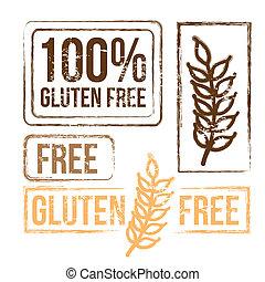 100 percent free gluten