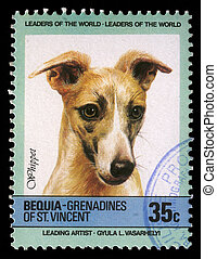 BEQUIA - CIRCA 1985: A stamp printed in Grenadines of St....