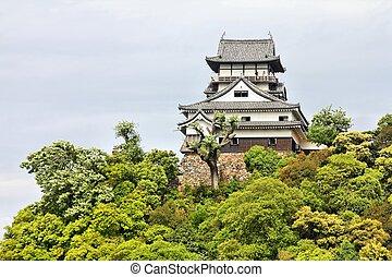 Japan - Inuyama - Inuyama, Japan - town in Aichi prefeture...