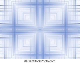 Abstract Background - Woven square - Woven square design...