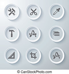 3d icons 3d icons set icon vector - 3d icons 3d icons set...