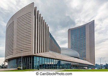 African Union Headquarters - The New African Union...