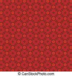 Oriental Chinese Seamless Pattern Background