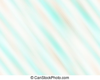 Fractal Abstact Background - Softly streaked pastels -...