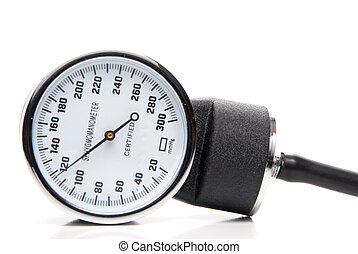 Sphygmomanometer - A professional blood pressure tool known...