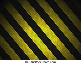 Caution strips -...