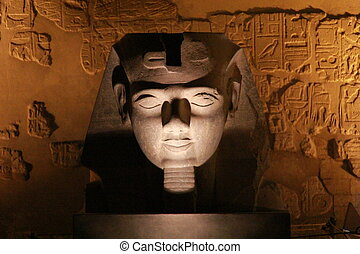 Ancient Egypt G - Famous site in Egypt