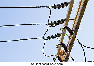electric line power