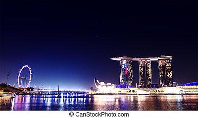 cidade, Cingapura