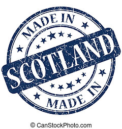 made in scotland stamp