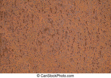 ferruginous - image of texture of old ferruginous surface