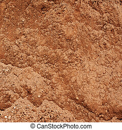Brown sand grit texture background
