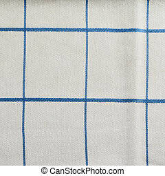 Tablecloth cloth fragment as abstract texture