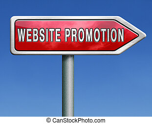 website promotion SEO or search engine optimization for...