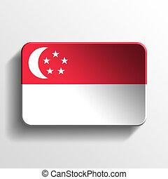 Singapore 3D button
