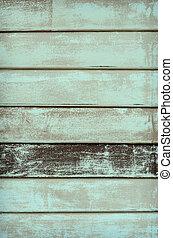 blå, vägg, ved,  panel, Årgång