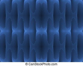 Distortion - Woven streak pattern (computer generated,...
