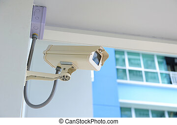 Security Camera - CCTV Security Surveillance Camera