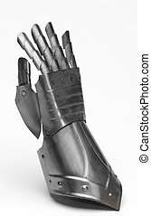 Knight Iron glove
