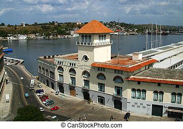 Cruise Terminal Sierra Maestra - the cruise terminal Sierra...