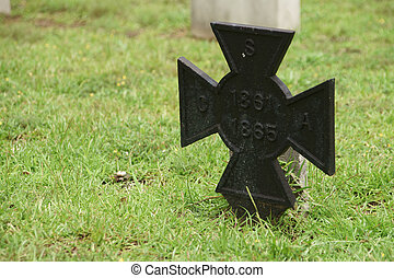CSA Grave Marker