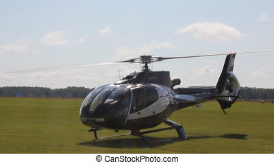 Helicopter 8958