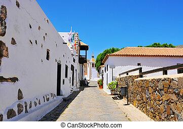 Betancuria in Fuerteventura, Canary Islands, Spain