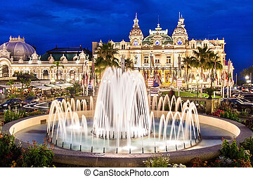 Casino of Monte Carlo - The Monte Carlo Casino is a gambling...