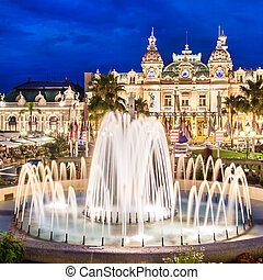 Casino of Monte Carlo. - The Monte Carlo Casino is a...