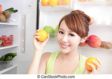 Healthy Eating Concept