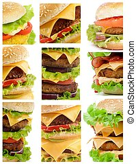 Collection of Burgers